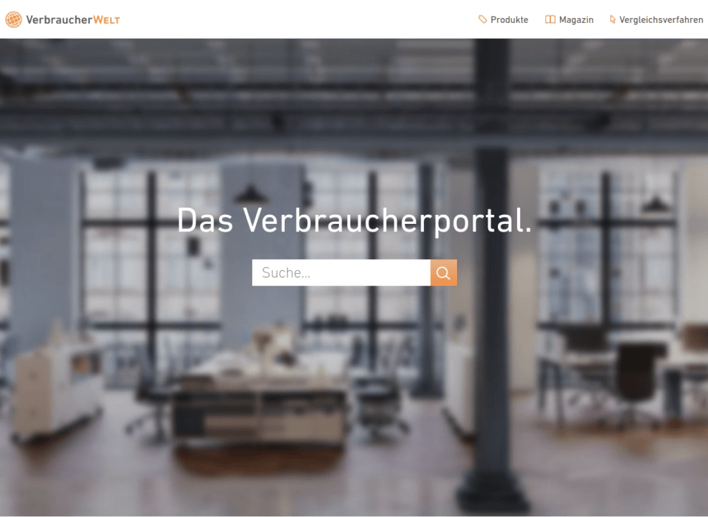 VerbraucherWelt – Development of a German Review Platform on WordPress