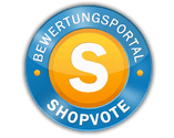 Shopvote trust badge