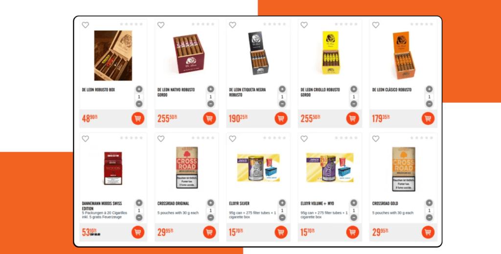 Swiss Magento 2 Online Store Development