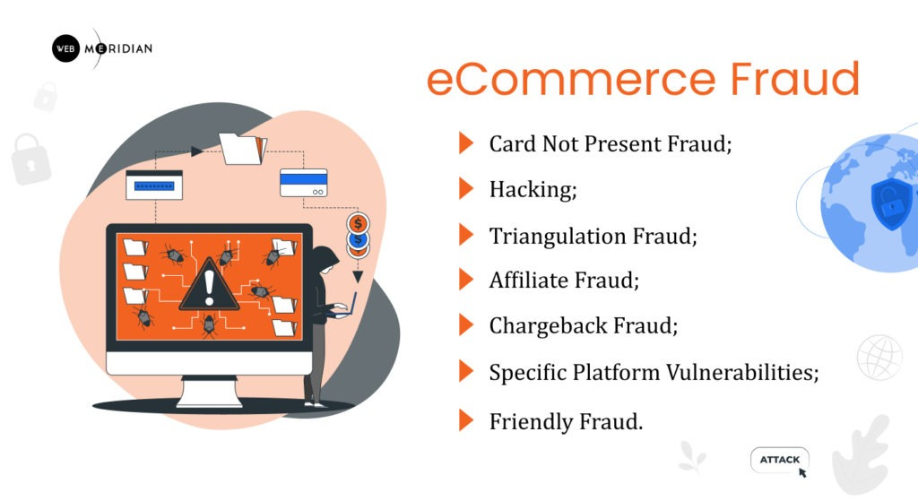 The Core Types of eCommerce Fraud Attacks