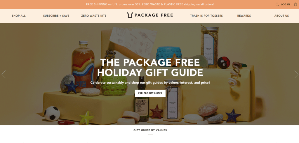 Package Free Site