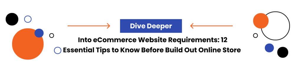 Magento 2 Multistore - eCommerce Website Requirements