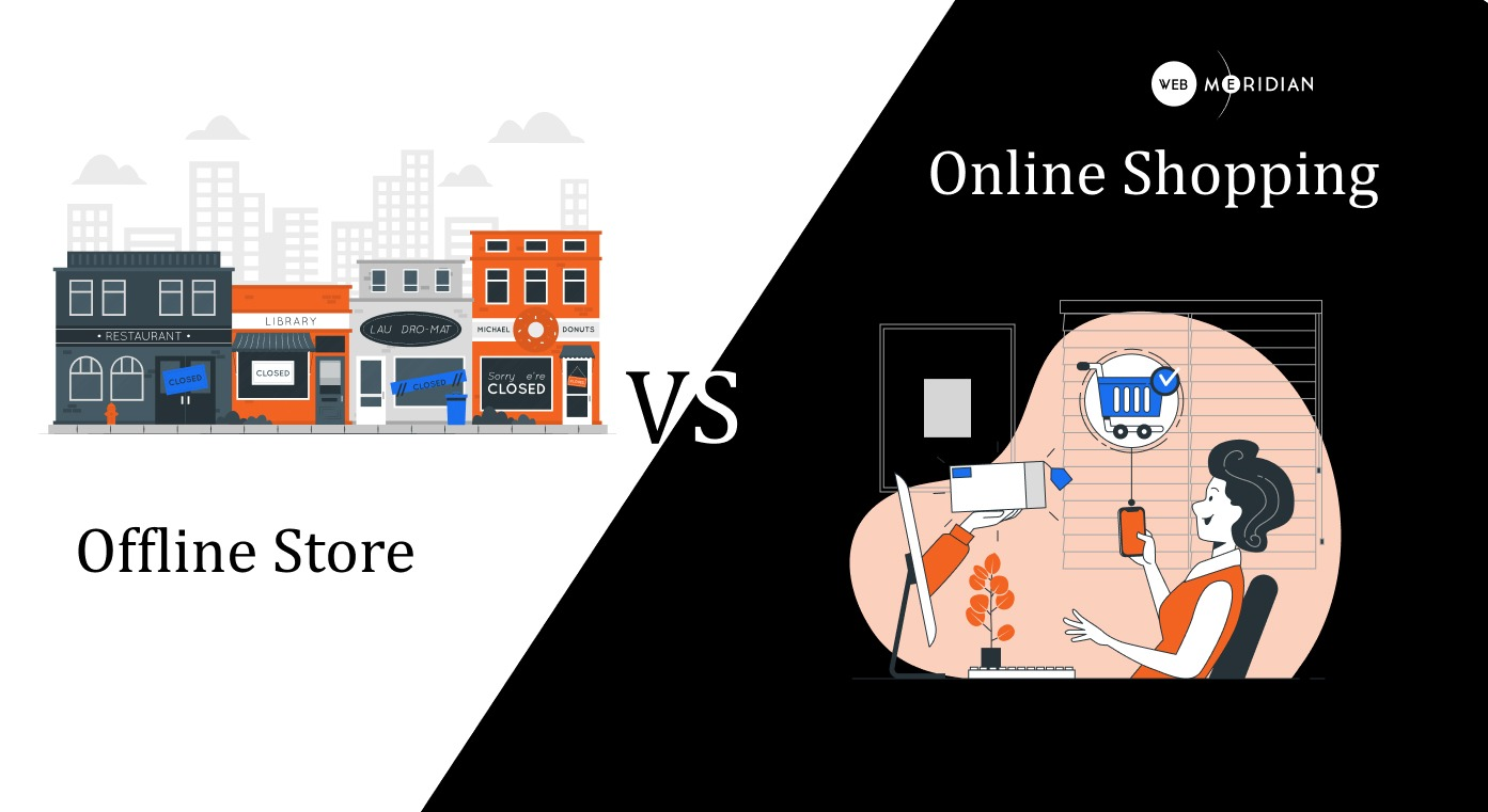 Online furniture stores vs offline stores