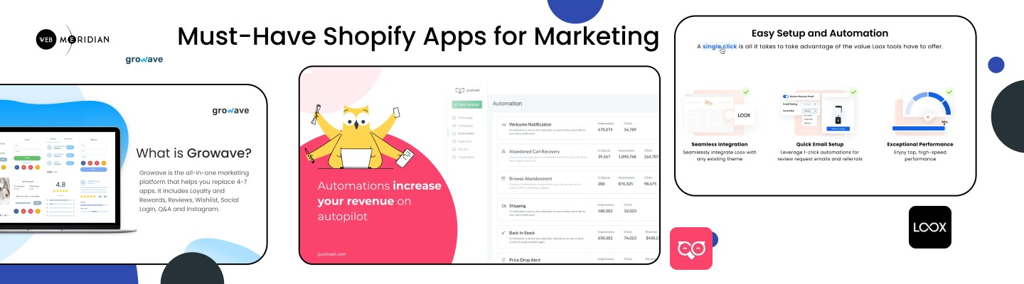 Must-Have Shopify Apps for Marketing