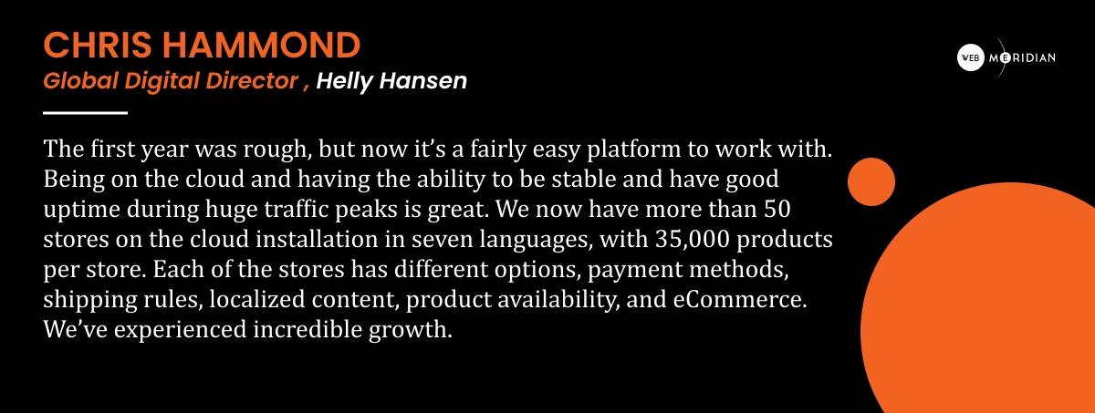 Helly Hansen - Boost Sales _ Success Story - 1