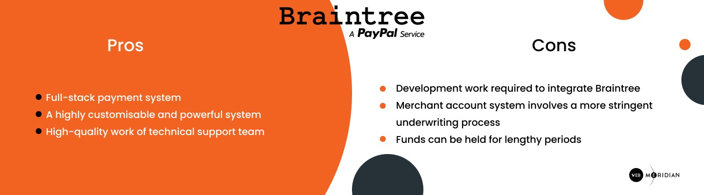 Braintree - payment gateway for Magento 2