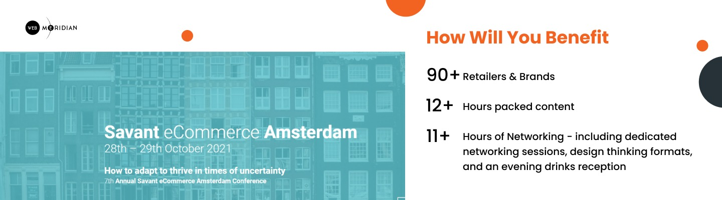 Savant eCommerce Amsterdam - One of the Top eCommerce Conferences